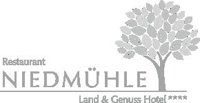 Restaurant Niedmühle – Land und Genuss Hotel Logo